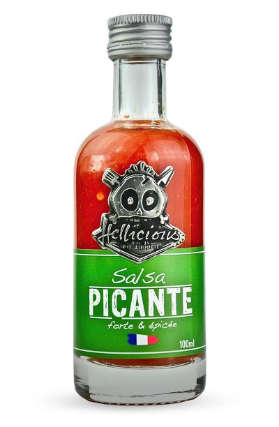 """Nouvelle sauce """"Salsa Picante"""" Hellicious"""