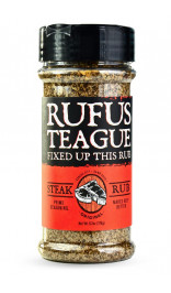 Rub Rufus Teage steak