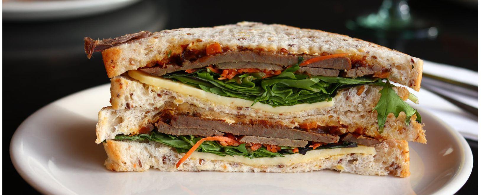 Image Sauce piquante pour sandwichs