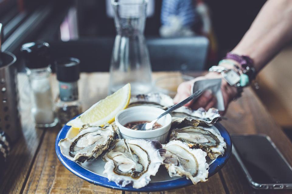 Sauces piquantes pour fruits de mer et poissons