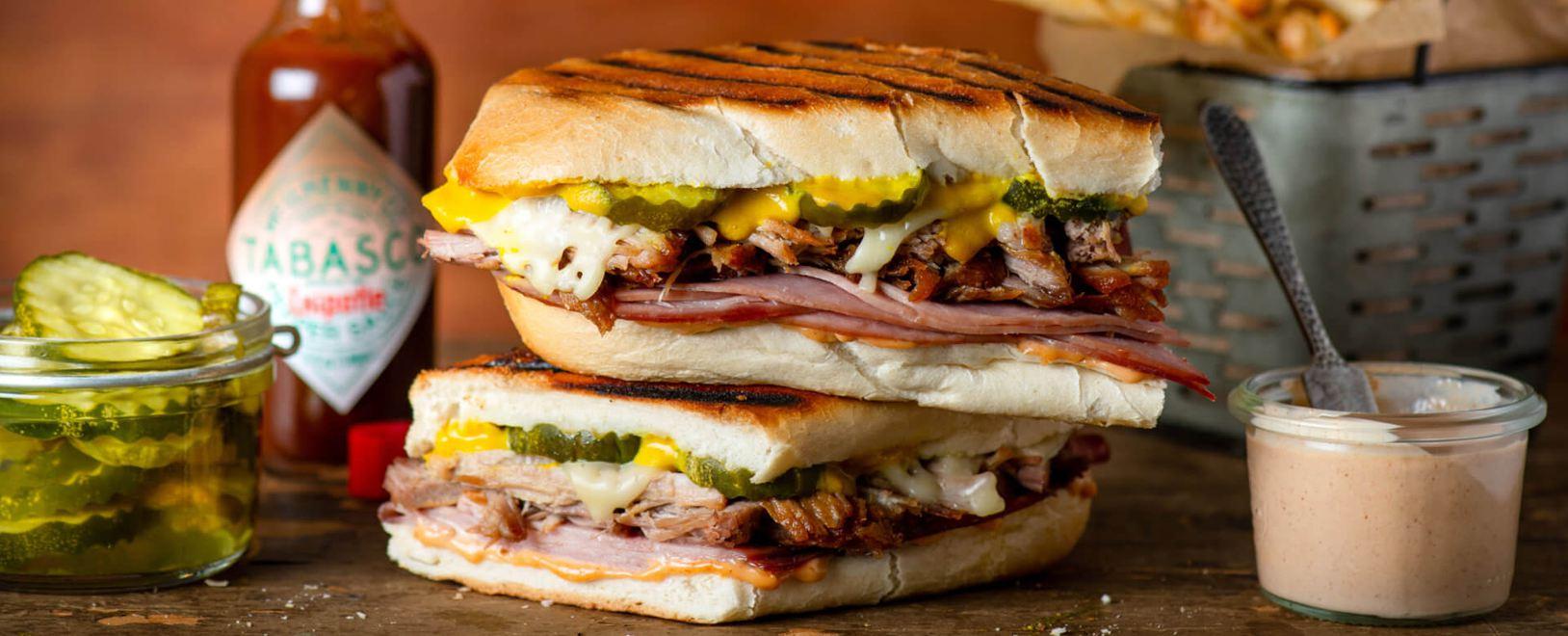 Sauce piquante pour sandwichs